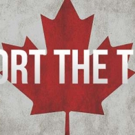Support The Troops Canada Cover