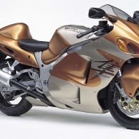 Suzuki Gsx1300r Gold Wallpapers