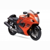 Suzuki Hayabusa Orange Bike Wallpapers
