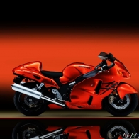 Suzuki Sports Bike Wallpaper