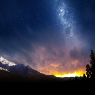Swiss Night Sky Wallpapers