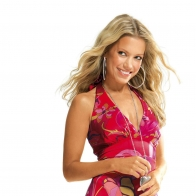Sylvie Van Der Vaart 4 Wallpapers