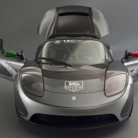 Tag Heuer Tesla Roadster 2 Hd Wallpapers