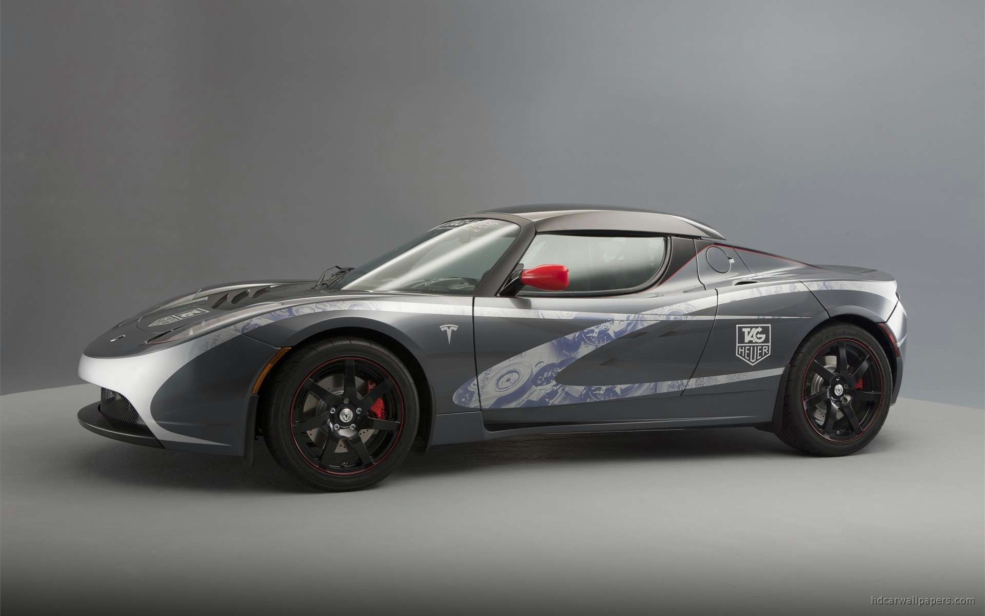 Tag Heuer Tesla Roadster 3 Hd Wallpapers