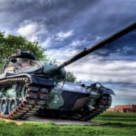 Tank Hdr Wallpaper