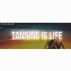 Tanning Is Life Cover