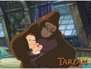 Tarzan Wallpaper