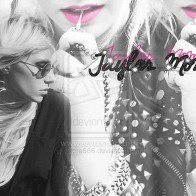 Taylor Momsen Punk Wallpaper