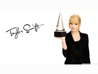Taylor Swift American Music Awards Wallpaper