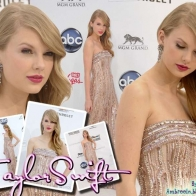 Taylor Swift At The 2011 Billboard Music Awards Wallpaper