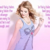 Download taylor swift quote cover, taylor swift quote cover  Wallpaper download for Desktop, PC, Laptop. taylor swift quote cover HD Wallpapers, High Definition Quality Wallpapers of taylor swift quote cover.