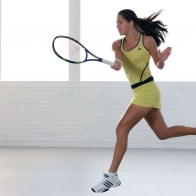 Tennis Player Ana Ivanovic Wallpaper Wallpapers