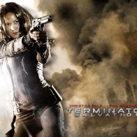 Terminator Girl407 Wallpaper
