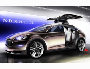 Tesla Model X Hd Wallpapers