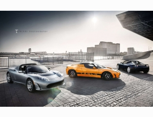 Tesla Roadster Cars Hd Wallpapers