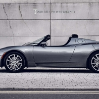 Tesla Roadster Hd Wallpapers