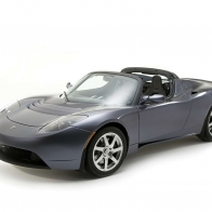 Tesla Roadster Sport 2 Hd Wallpapers