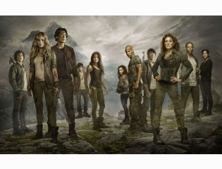 The 100 Tv Series