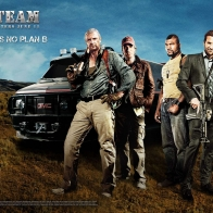 The A Team Wallpaper