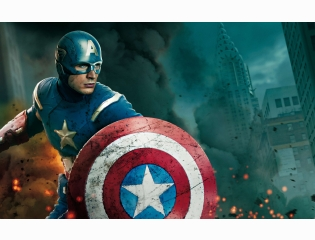 The Avengers Captain America Wallpapers