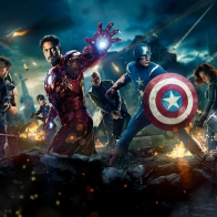 The Avengers Movie 2012 Wallpapers