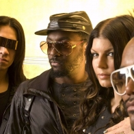 The Black Eyed Peas X