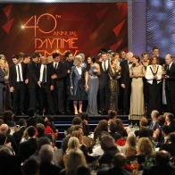 The Cast And Crew Of Outstanding Drama Series At The 40th Annual Daytime Emmy Awards On Sunday June 16 2013 Wallpapers