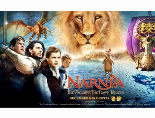 The Chronicles Of Narnia Voyage Of The Dawn Treader Wallpapers