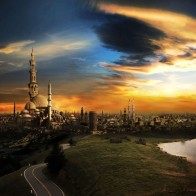 The City Of A Thousand Minarets Wallpapers
