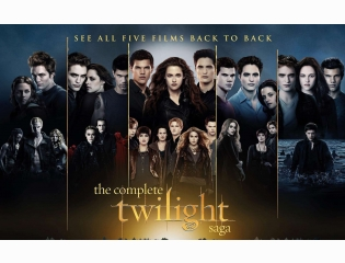 The Complete Twilight Saga Wallpapers