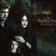 The Cullen Family Wallpaper