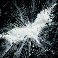 The Dark Knight Rises Bat Wallpaper