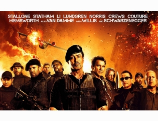 The Expendables 2 2012 Movie Wallpapers