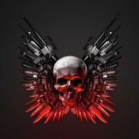 The Expendables Weapons Wallpapers