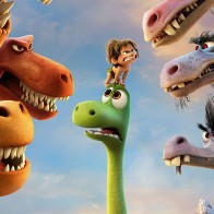 The Good Dinosaur 2015 Movie