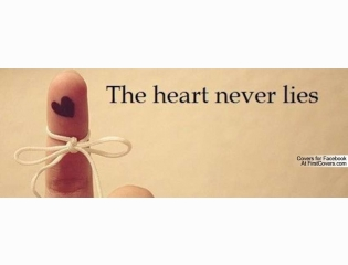 The Heart Never Lies Cover