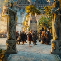 The Hobbit An Unexpected Journey 3 Wallpaper