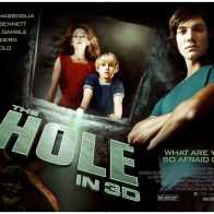 The Hole 3d 2012 Poster Wallpapers