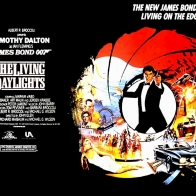 The Living Daylights Wallpaper