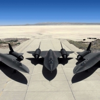 The Lockheed Sr 71 Blackbird