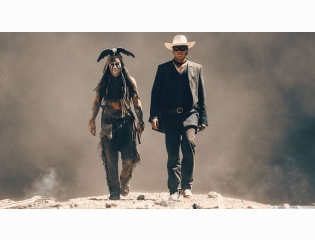The Lone Ranger And Tonto Wallpaper
