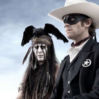 The Lone Ranger Hd Wallpaper