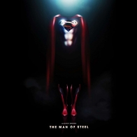 The Man Of Steel Wallpapers