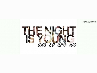 The Night Is Young Cover