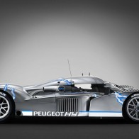 The Peugeot 908 Hybrid Sports Hd Wallpapers