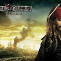 The Pirates Of The Caribbean 4 On Stranger Tides Wallpaper