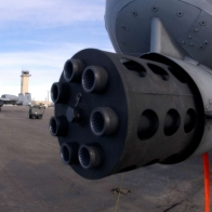 The Pointed End Of An A 10 Wallpaper