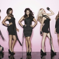 The Saturdays Wallpaper