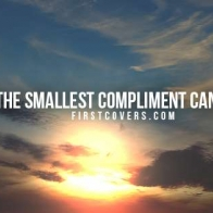 The Smallest Compliment Cover