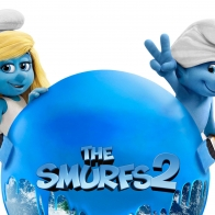 The Smurfs 2 Movie Hd Wallpapers